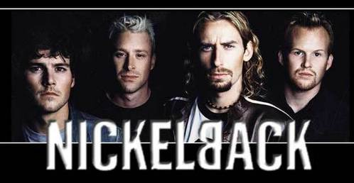 What was Nickleback's first studio album called?