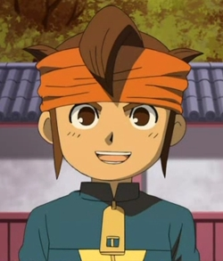 What technique does Endou's have that evolves the most? (in Anime until episode 107)