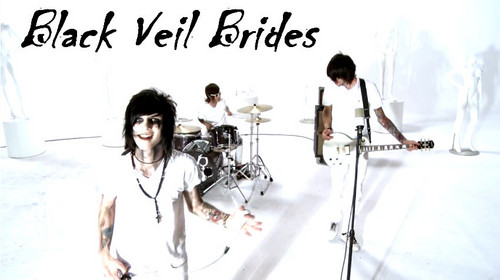 At what age did Andy formed Black Veil Brides?