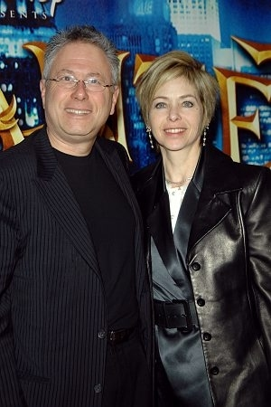 Which is Alan Menken's wife first name?