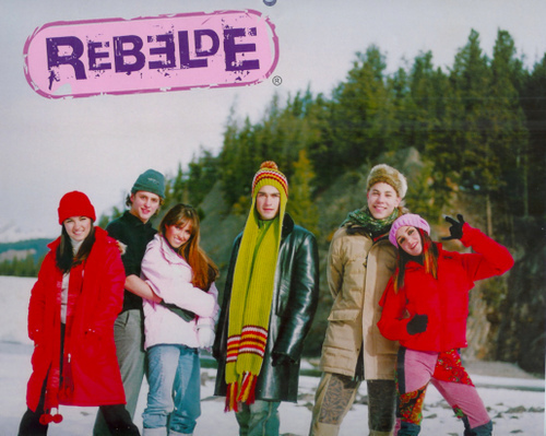 When it came out first studio album RBD 'Rebelde'?