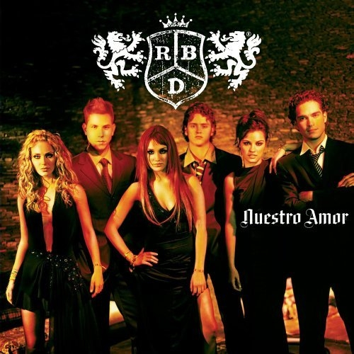 When it came out second studio album grupo RBD 'Nuestro Amor'?