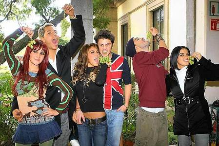 What is called the fifth studio album group RBD?