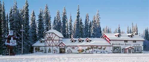 north pole city ?