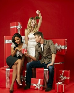 ashley benson ,new christmas movie on abc family. what movie she in ?