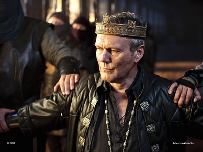 Who dethroned Uther?
