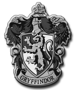 What are the colors of Gryffindor house?