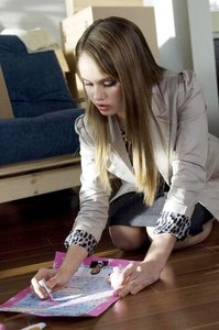 """16 WISHES: """"I like sushi"""" is Abby's ____ wish."""