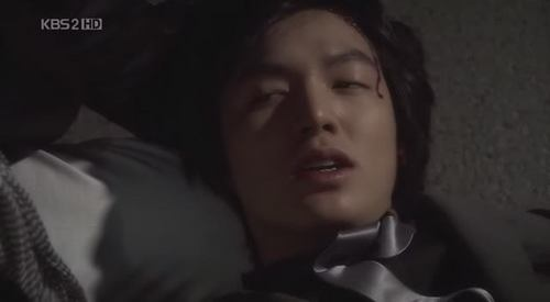 Why was Jun-pyo hit by a car?