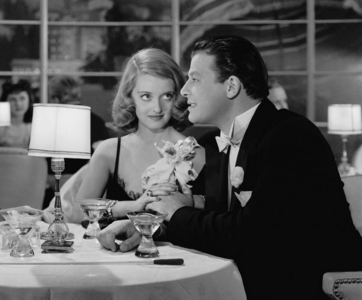 """Who co-starred with Bette Davis in """"Jimmy the Gent"""" and """"The Bride Came C.O.D.""""?"""