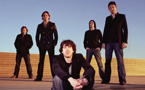 What was Snow Patrol's first studio album called?
