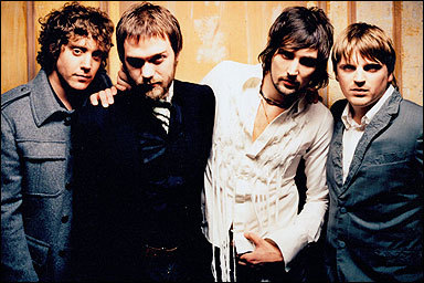 What was Kasabian's first studio album called?