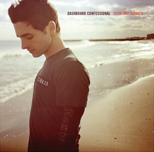 What was Dashboard Confessional's first studio album called?