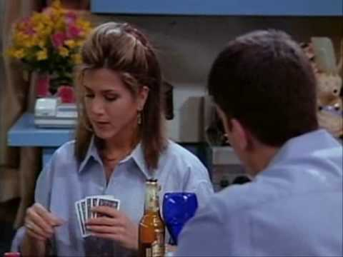 The One With All the Poker. Which episode?