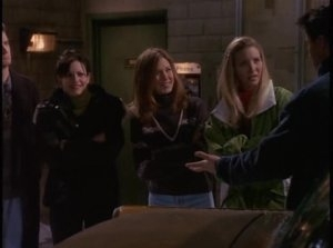 The One Without The Ski Trip. Which episode?