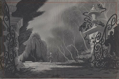 This is concept art from which 迪士尼 Princess movie?