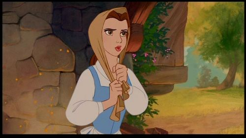 Who the Swedish voice actor for Belle?