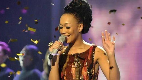 The X Factor 2010: Who did Rebecca Ferguson duet with?