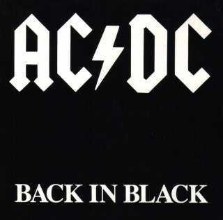 The album Back in Black is released by  AC/DC. Which year ?