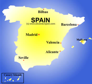 Spain enters the European Community. Which year ?