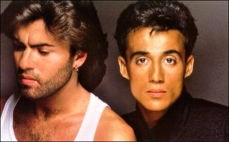 The breakup of Wham! Which year ?