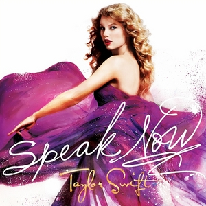 When was Speak Now album released?