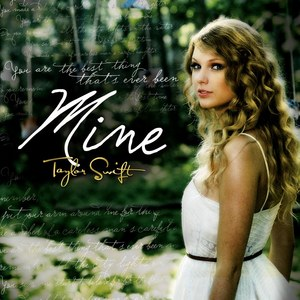 When was Mine released as a single?