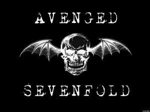 What was Avenged Sevenfold's first studio album called?