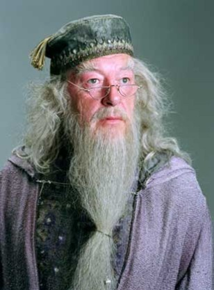 What shape does Dummbledore's Boggart assume?