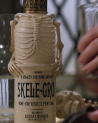 Did আপনি Pay Attention in Potion? ~ What does Skele-Gro taste like?