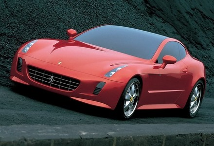 What year is this Ferrari GG50 Concept?
