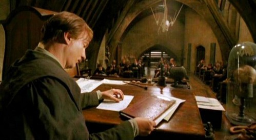 Who brewed Wolfsbane Potion for Professor Lupin during his first jaar as DADA professor at Hogwarts?