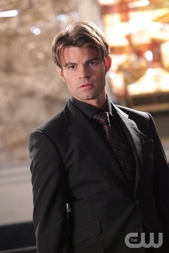 Elijah appeared in the episode Katerina?