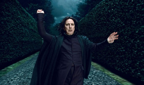 Professor Snape invented several spells, except which one?