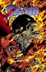 how many years was Al simmons in hell before returning to earth as spawn?