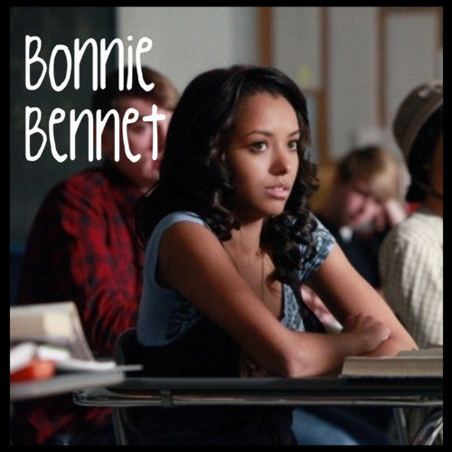 What is the last episode we see Bonnie in season 1 before she disappears and returns in 'Miss Mystic Falls'?