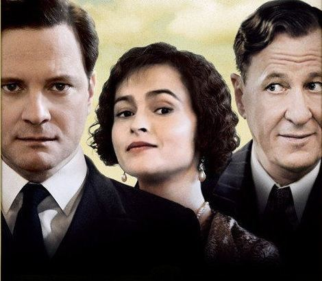 For how many Golden Globes was The King's Speech nominated ?