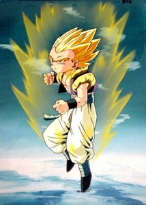 whether the film 12 Trunks and Goten did Fusion and former Super Sanjyan 3