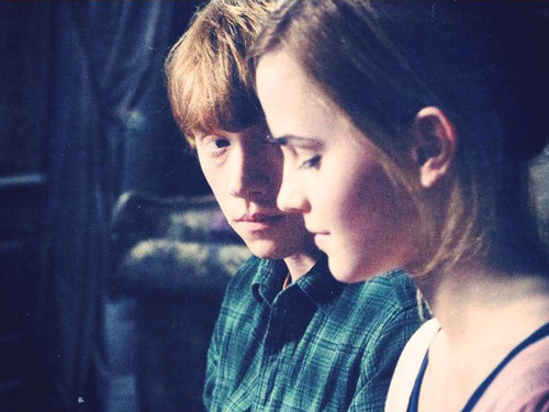 How many children do Ron & Hermione have?