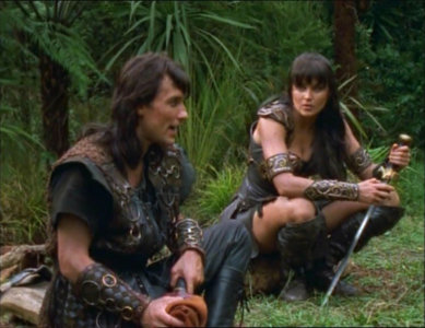 What is the name of Xena's older brother?