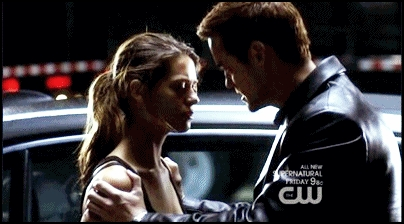Did they Kiss in this scene?