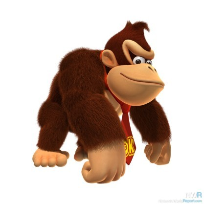 The original Donkey Kong's character design was created by...