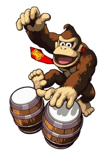 Donkey Kong is currently voiced by...