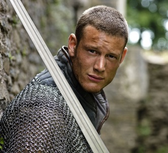 """Sir Percival arrived with whom in """"The Coming of Arthur Part 2"""""""