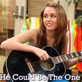 Who did Miley choose on He could be the one?