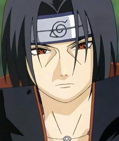 Itachi Uchiha is whose brother?