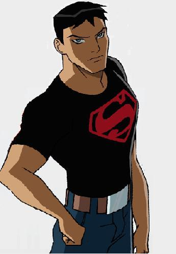 How long was Superboy in the test tube?