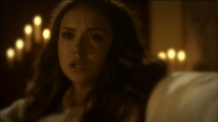 T/F:Katherine Pierce is Katerina Petrova