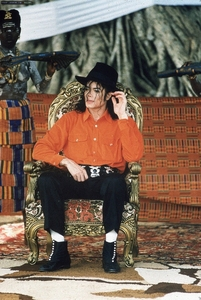 Michael really is a King. In which West African country?