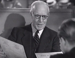 which actor is judge hardy in andy hardy series ?